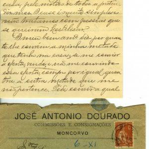 dr. Abílio Elísio d`Oliveira, Horta da Vilariça