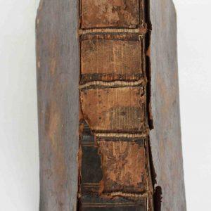 CONSTITUIÇOENS SYNODAES DO ARCEBISPADO DE BRAGA;, ordenadas no anno de 1639.capa